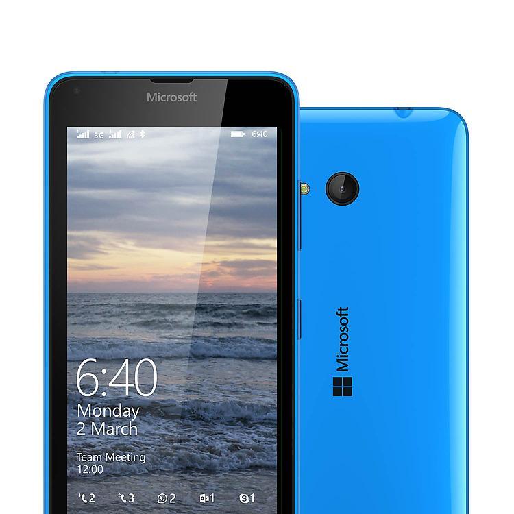 Lumia 640 Dual SIM DTV (Foto: Reprodução/ Site Oficial da Microsoft)