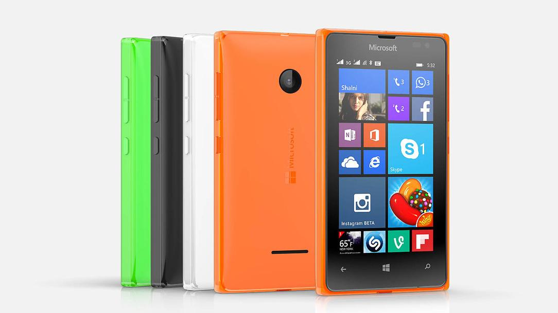 Lumia 532 Dual SIM DTV (Foto: Reprodução/ Site Oficial da Microsoft)