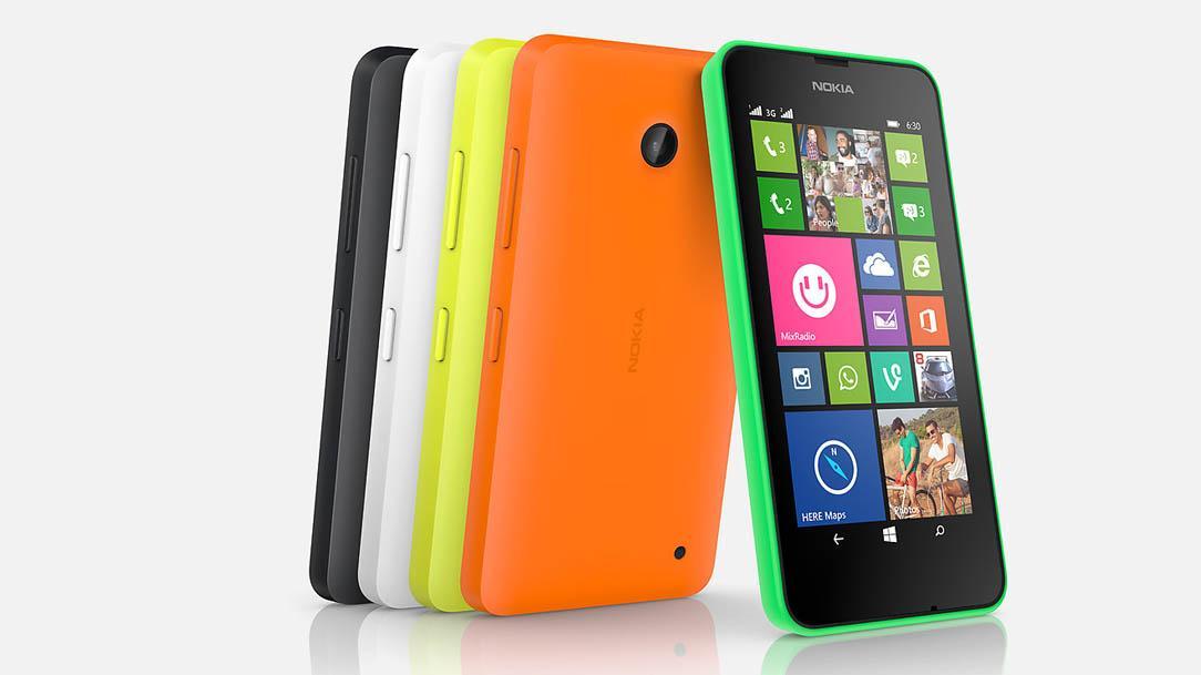 Lumia 630 Dual SIM (Foto: Reprodução/ Site Oficial da Microsoft)