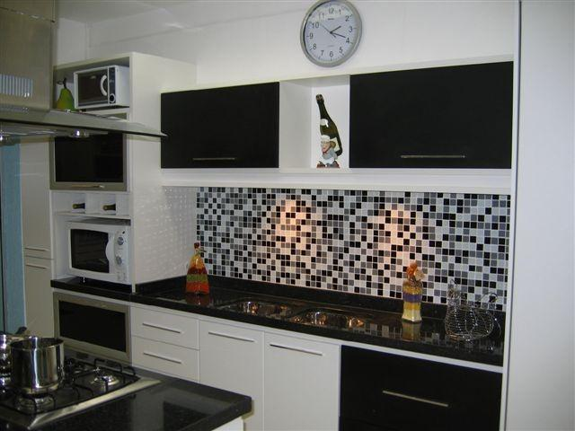 Cozinha planejada 2016 (Foto: Reprodução/Decorando Casas)