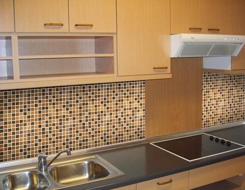 Cozinha planejada bege (Foto: Reprodução/Decorando Casas)
