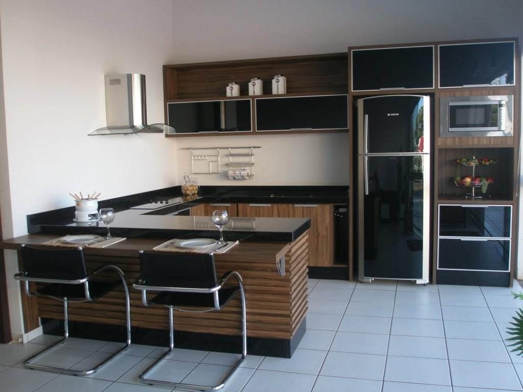 #466485 Fotos de cozinhas planejadas pequenas mais de 150 modelos lindos 1024x768 px Projetos De Cozinhas Planejadas Com Fotos #697 imagens