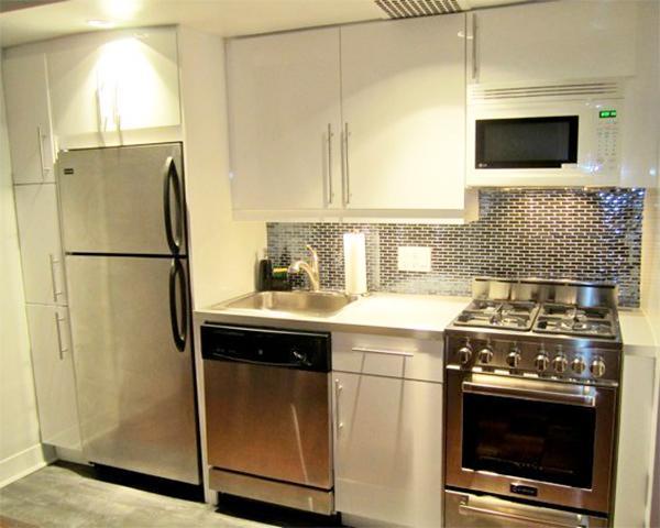 Cozinha é mais organizada (Foto: Reprodução/Uzinga)