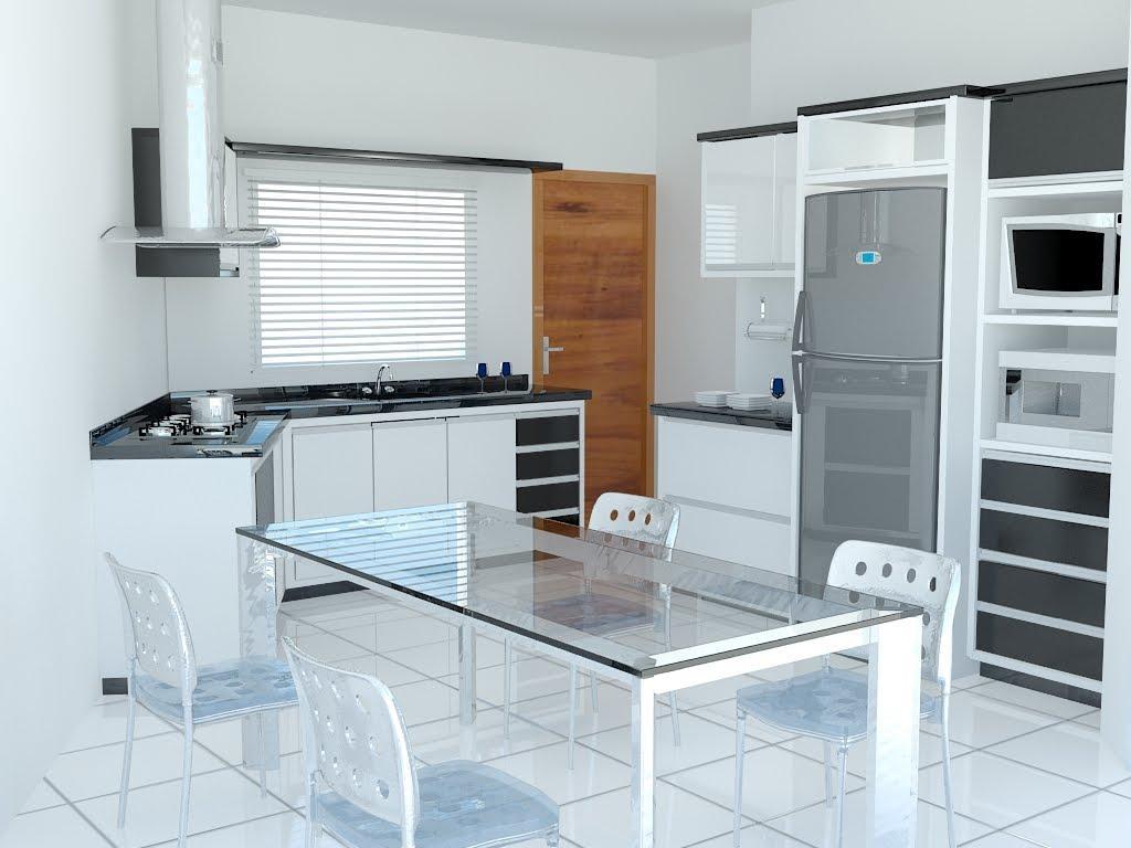 Você pode planejar e deixa espaços abertos (Foto: Casa Construída)