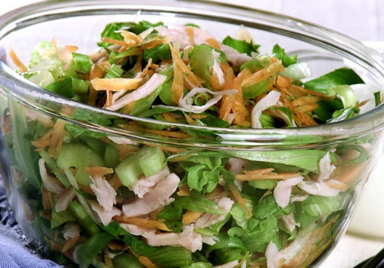 Molho combina com qualquer tipo de salada (Foto: M de Mulher/Abril)