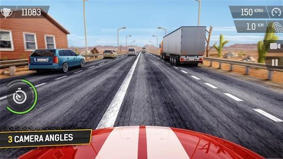 Racing in Car (Foto: Reprodução/Google Play)