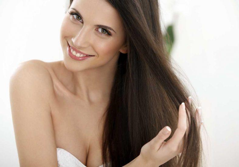 Remédio possui vitaminas que fortalecem o cabelo (Foto: M de Mulher/Abril)