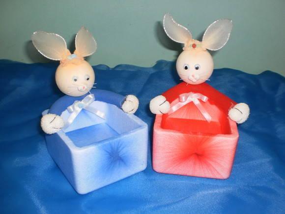 Crianças adoram ganhar chocolates e lembranças de páscoa (Foto: Reprodução/Elo7)