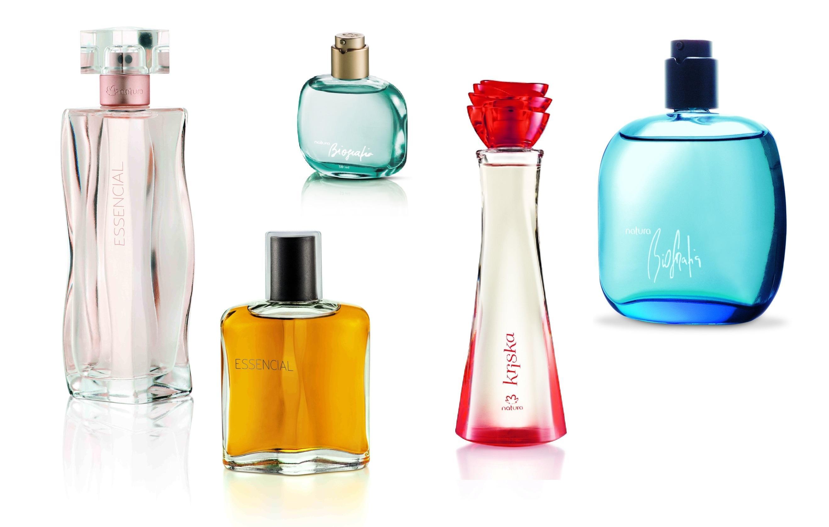 Aposte em uma linha de perfumes da Natura diferenciada para você (Foto: Oficial Natura)