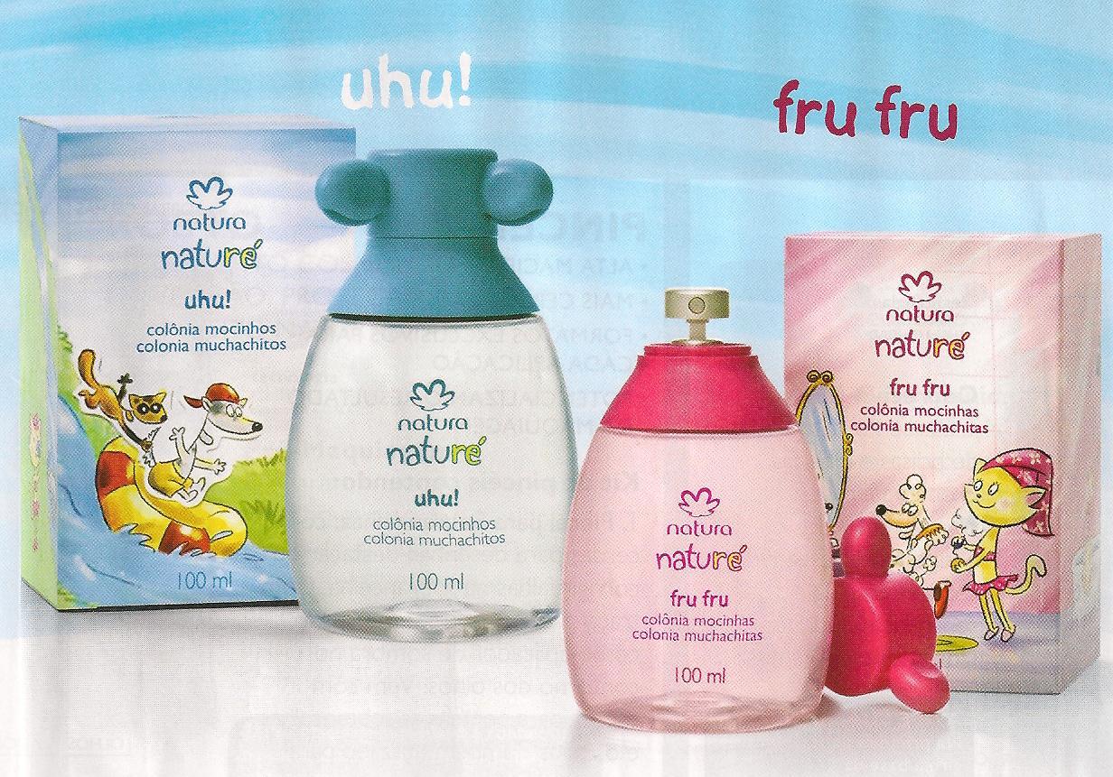 Linha infantil da Natura dicas de produtos (Foto: Exame/Abril)