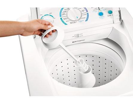 Confira os detalhes da máquina de lavar no site das Casas Bahia (Foto: Reprodução/Casas Bahia)