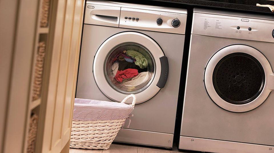 Máquina de Lavar Roupa Industrial (Foto: Exame/Abril)