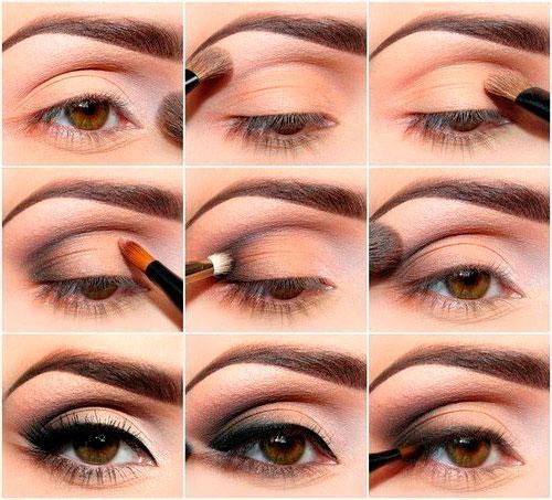 Mais um exemplo clássico de maquiagem simples e discreta (Foto: Divulgação)