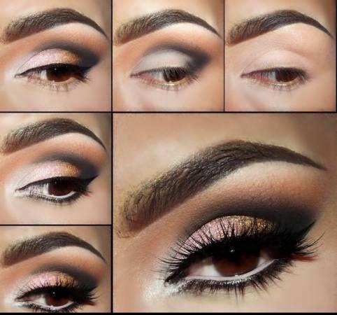 Confira uma maquiagem simplificada e diferenciada para você (Foto: Divulgação0