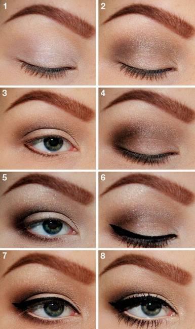 A maquiagem passo a passo dessa imagem é bem diferenciada e muito simples de ser feita (Foto: Divulgação)