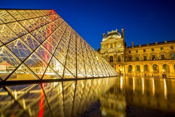 O Louvre digitalizou todo o seu acervo. (Foto Ilustrativa)