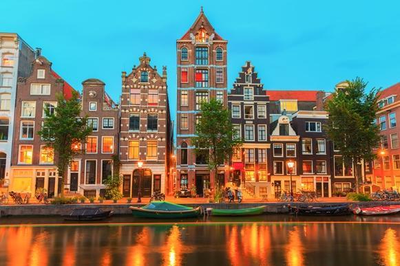 A Holanda é um dos melhores países para trabalhar e juntar dinheiro. (Foto Ilustrativa)