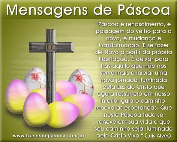 Data é marcada por morte e ressurreição de Jesus (Foto: Reprodução/Site Evangélico)