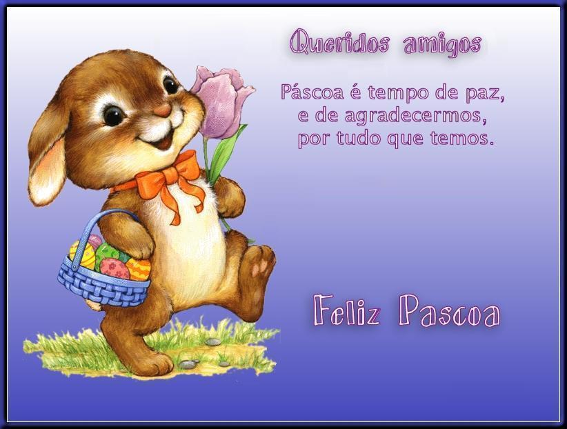 Compartilha a mensagem de páscoa (Foto: Reprodução/Site Evangélico)