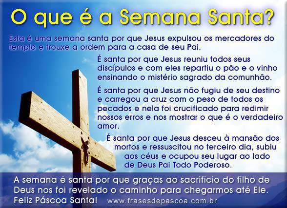Semana Santa (Foto: Reprodução/Esoterikha)