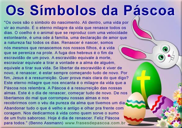 Páscoa é representada por vários símbolos (Foto: Reprodução/Esoterikha)