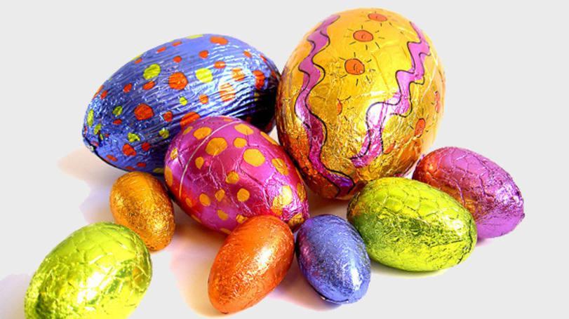 Ovos são símbolos da páscoa (Foto: Abril)