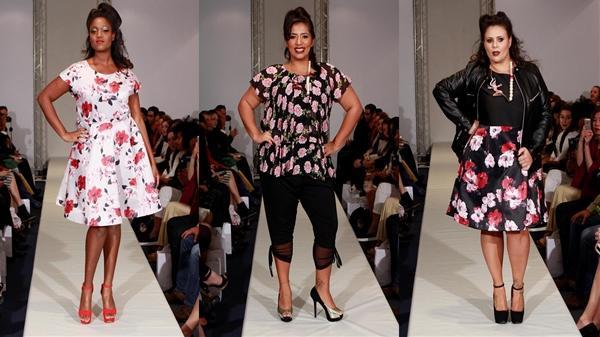 Moda Plus Size Inverno 2016 - Tendências (Foto: Tempo de Mulher/Reprodução)