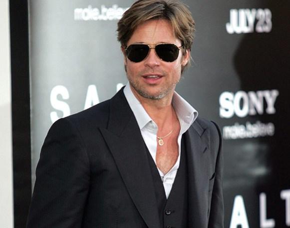 Brad Pitt. (Foto: Reprodução/Femalefirst)