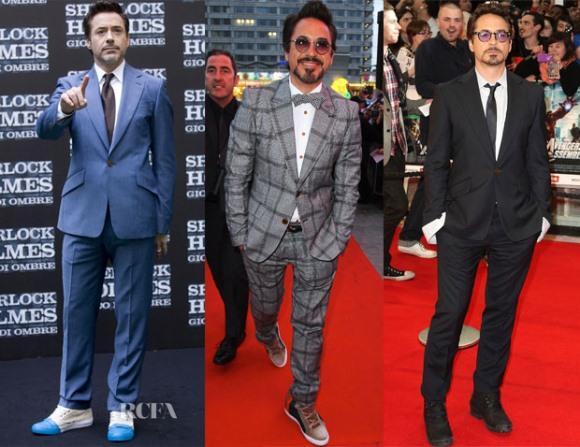 Moda masculina moda para homens após os 40. (Foto: Reprodução/Redcarpet-fashionawards)