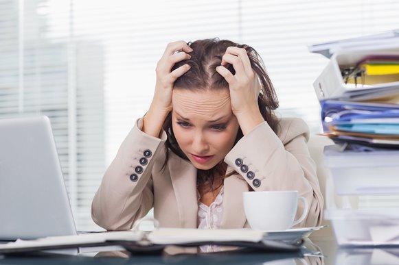 A síndrome pode ser desencadeada por uma jornada desgastante de trabalho. (Foto Ilustrativa)