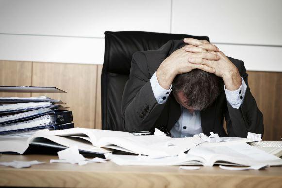 O que é a Síndrome do Esgotamento profissional. (Foto Ilustrativa)
