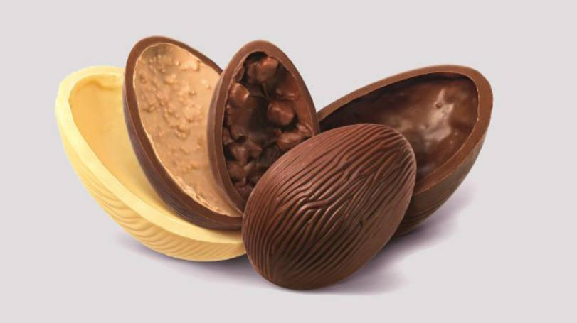 Lacta tem vários outros produtos de páscoa  (Foto: Exame/Abril)