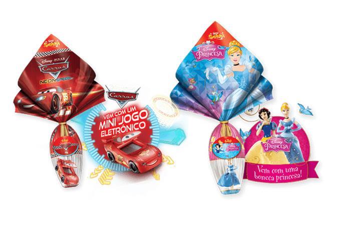 Especial para crianças (Foto: Divulgação/Nestlé)