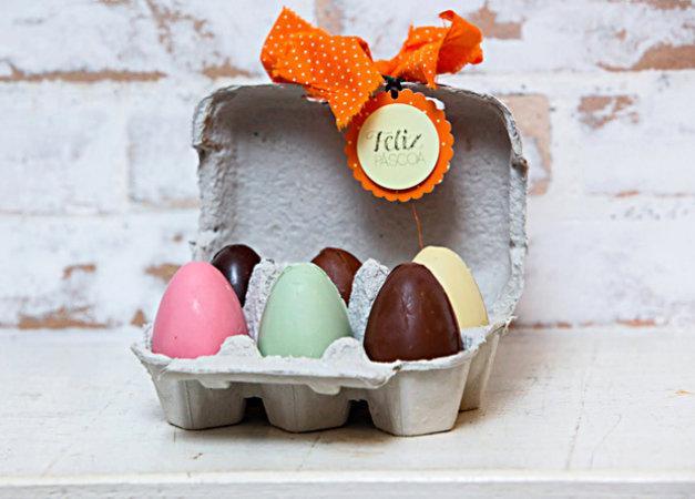 Marcas vão manter os ovos tradicionais (Foto: Exame/Abril)