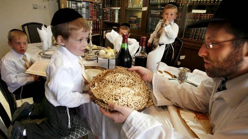 Páscoa Judaica Comemoração do Pessach (Foto: Reprodução/Coisas Judaicas)