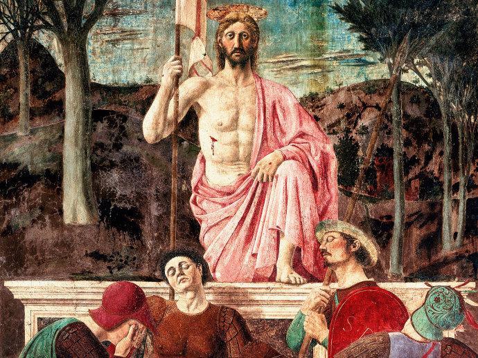 Semana santa é marcada pela morte de Jesus (Foto: Exame/Abril)