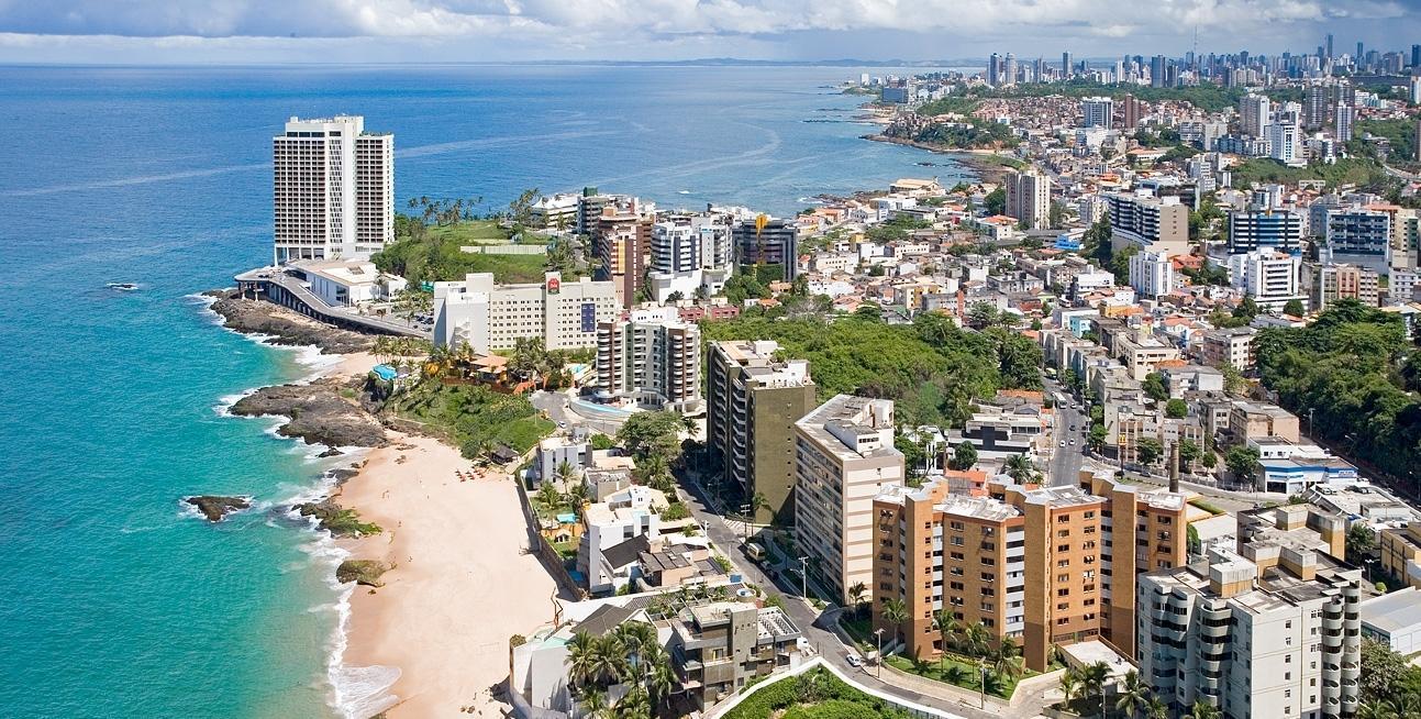 Praia e agitação é a combinação de Salvador (Foto: Viaje Aqui/Abril)