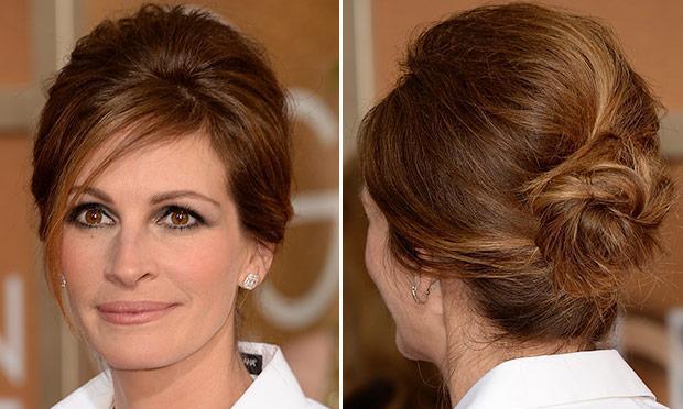 Um bom penteado acaba moldando oseu rosto (Foto: Mdemulher)