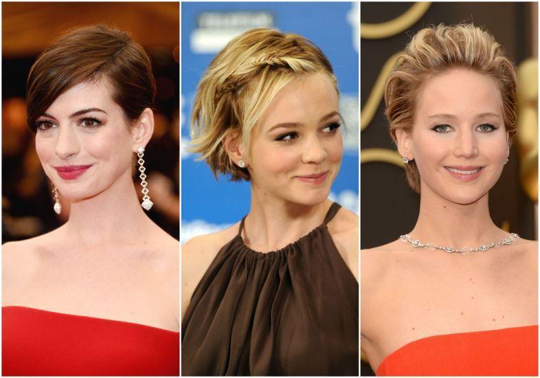 Até cabelos curtos podem ser prendidos no penteado (Foto: m de Mulher/Abril)