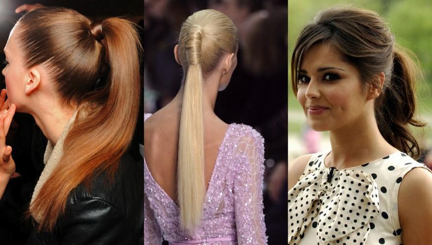 Look para cabelos lisos (Foto: Reprodução; Pequena Mila)