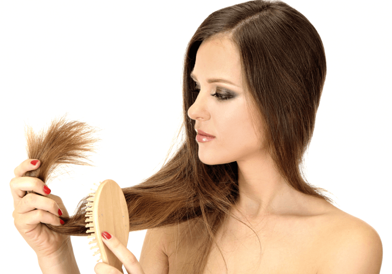 Principais causas de queda de cabelo quais são  (Foto: M de Mulher/Abril)