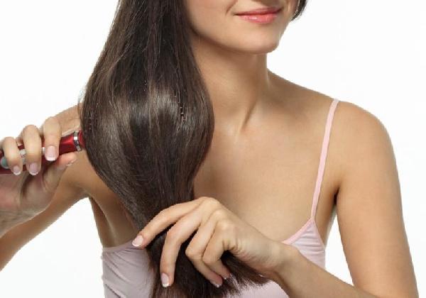Para ter cabelos saudáveis é preciso tratá-los (Foto: MdeMulher)