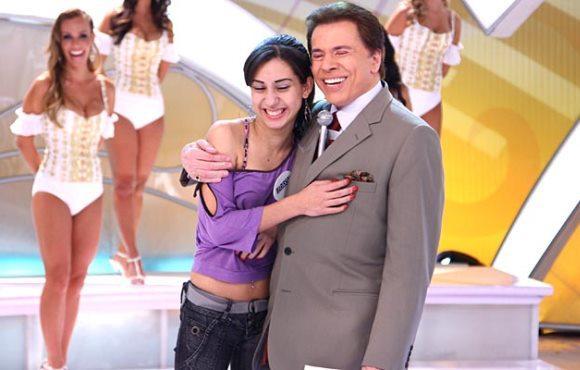O programa comandado por Silvio tem história na TV brasileira. (Foto Ilustrativa)