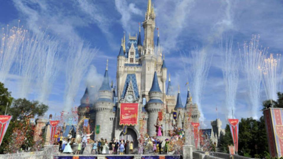 Já pensou em conhecer a Disney? (Foto: Exame/Abril)
