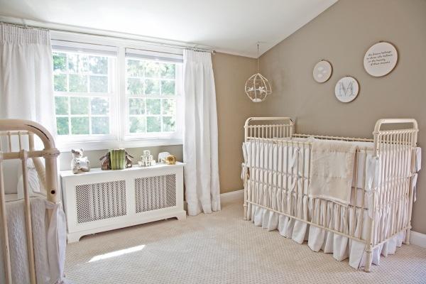 Quarto de bebê unissex dicas, fotos (Foto: Reprodução/Quarto de Bebê)
