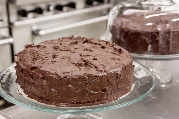 Receita de bolo de chocolate para páscoa. (Foto Ilustrativa)