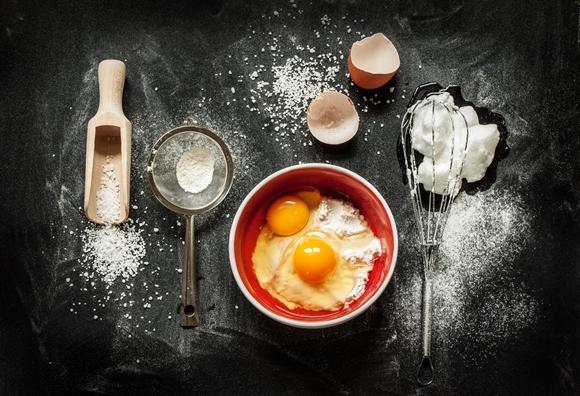 O suflê de cenoura leva ingredientes simples e baratos. (Foto Ilustrativa)