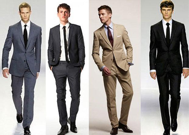 Look comum para a formatura (Foto: Reprodução/Tudo Para Homem)