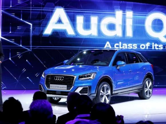 Audi Q2. (Foto: Reproduçãoo/ REUTERS Denis Balibouse)