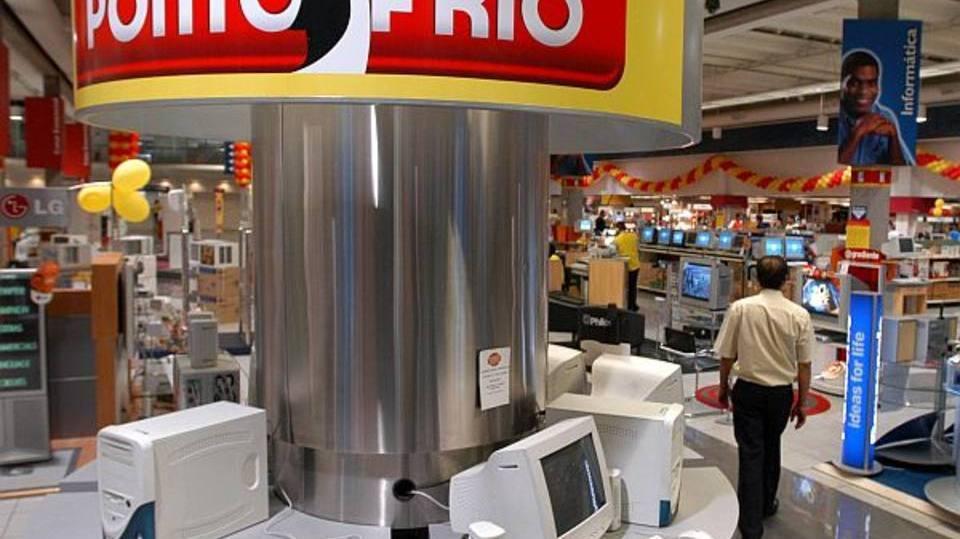 Saldão De Eletrodomésticos Ponto Frio (Foto: Exame/Abril)
